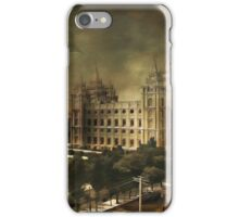 Salt Lake City iPhone Case/Skin