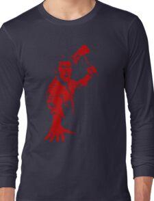 Ash / Axe Long Sleeve T-Shirt