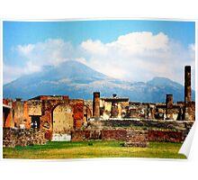 Pompeii Poster
