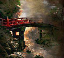 Bridge in Japan by andy551