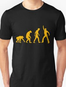evolution - Saturday Night Fever T-Shirt