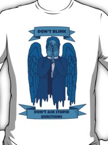Weeping Angel of The Lord T-Shirt