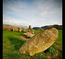 Castlerigg Stone Circle by R-S-Peck