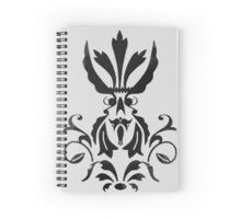 """Princess: The """"Frog Prince"""" Story - Cool Graphic Design Grunge T-Shirt Spiral Notebook"""