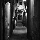 Street in Firenze by MariaVikerkaar