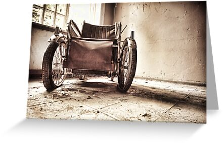 Wheelchair Brownie by geirkristiansen