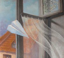 Spring sensation by Vera Kalinovska
