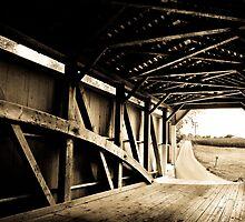 Erb's Bridge by Yvonne Roberts