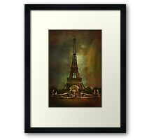 City of Paris from 1900 Framed Print
