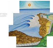 Flat Rock by Keith Nesbitt