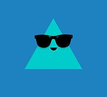 Cool Triangle by Thomas Orrow