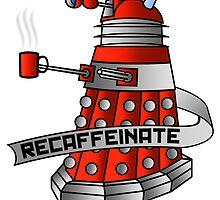 Dalek - Recaffeinate! by MikeTheGinger94