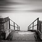 Surreal Saltburn steps by GlennC