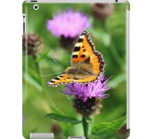 Small Tortoiseshell Butterfly iPad Case/Skin
