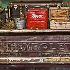 Grunge Truck by Patricia Montgomery