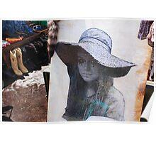 flea market melancholic Poster