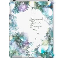 Spread Your Wings iPad Case/Skin