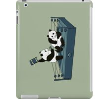 Pandamania iPad Case/Skin