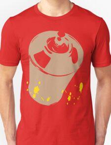 Graffiti Spray Can T-Shirt