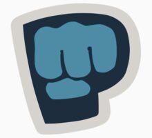 Pewdiepie Logo Sticker by youtubemugs
