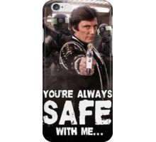 You're always safe with me - Avon iPhone Case/Skin