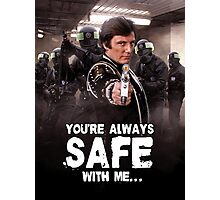 You're always safe with me - Avon Photographic Print