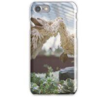 Swan Sculpture iPhone Case/Skin