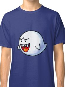 Boo - Mario Classic T-Shirt
