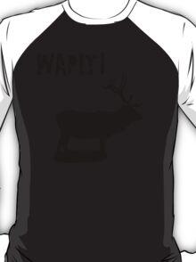 Wapiti - Elk T-Shirt