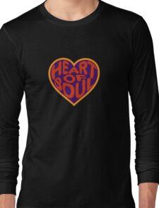 HEART OF SOUL Long Sleeve T-Shirt
