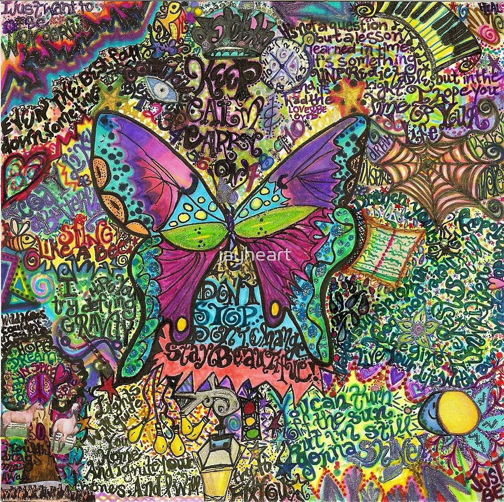 It's a wild world by jayheart