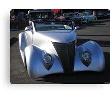 Classy Car Canvas Print