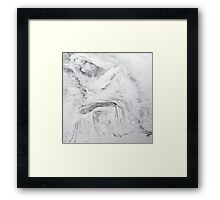 You always shared my darkest hours Framed Print