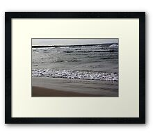 Old Bar Beach #2 Framed Print