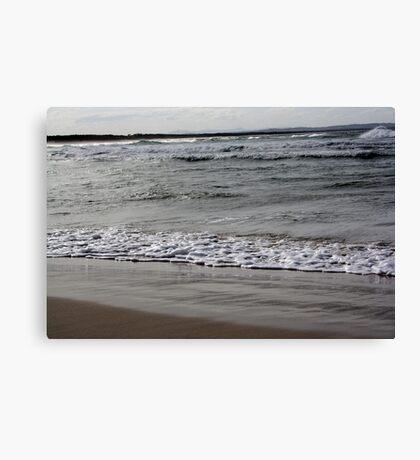 Old Bar Beach #2 Canvas Print