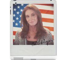 Caitlyn Polaroid iPad Case/Skin
