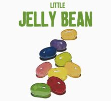 Jelly Bean by antsp35