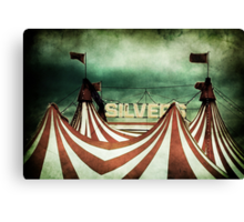 Freak Show Canvas Print