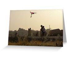 The Kite Runner Greeting Card