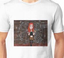 Librarians Apple ( evil ) Cassandra Unisex T-Shirt