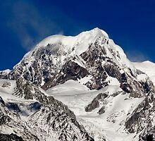 Mt Tasman by Charles Kosina