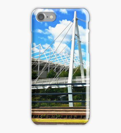 Bridge and Sky iPhone Case/Skin