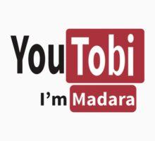 Tobi-Madara t shirt, iphone case & more by narutogeek87