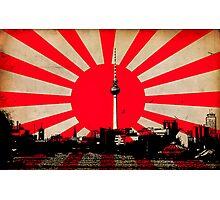 City of The Rising Sun Photographic Print