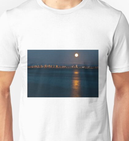 0376 Moon over Water T-Shirt