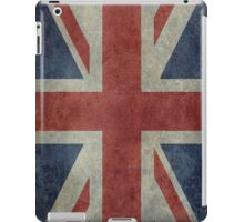 Union Jack (3:5 Version) iPad Case/Skin