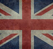Union Jack (3:5 Version) by Bruce Stanfield