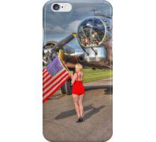Yankee Girl iPhone Case/Skin
