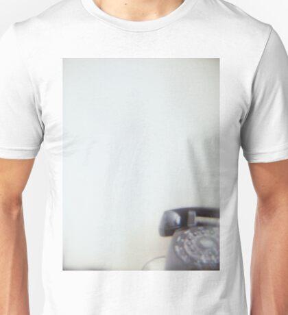 Black Telephone Unisex T-Shirt