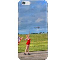Yankee Girl 2 iPhone Case/Skin